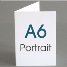 A6 Greeting Cards (A5 folding to A6)